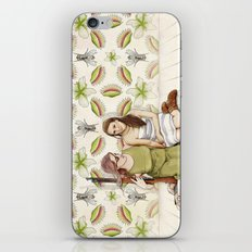 The Cost of Protection iPhone & iPod Skin