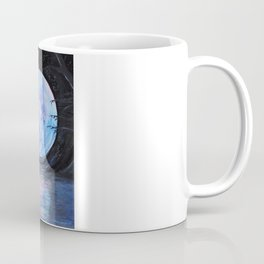 Full Moon Reflections Coffee Mug