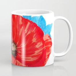 Floral Americana Coffee Mug