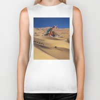 oasis Biker Tanks featuring Oasis by Lerson