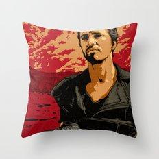 M.M. Throw Pillow