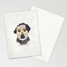 Greater-Spotted British Authors - Dickens Stationery Cards