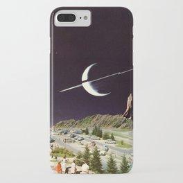 'Views of Saturn' iPhone Case