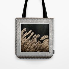 YAKU JIMA GRASS IN BACKLIT SUN Tote Bag