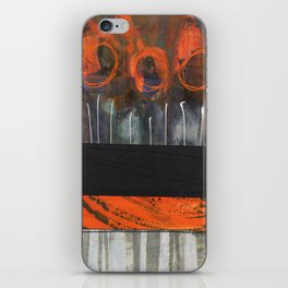 Trifecta iPhone Skin