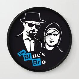 Breaking Bad - The Blue's Bro Wall Clock