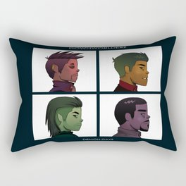 DownworlderZ Rectangular Pillow