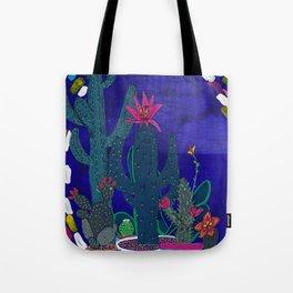 Cactus Odyssey 4 Tote Bag