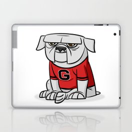 Bulldog from Georgia Laptop & iPad Skin