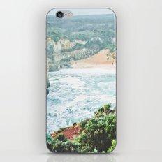 Wild seashore, Australia iPhone & iPod Skin