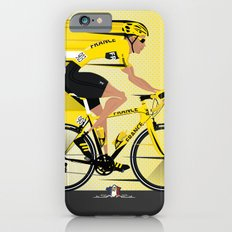 France Yellow Jersey iPhone 6s Slim Case