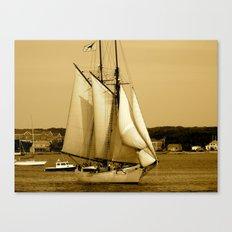 SEA-pia Canvas Print