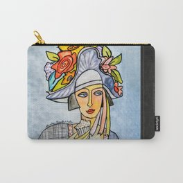 Couture Chapeau Carry-All Pouch