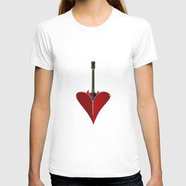 Love Guitar T-shirt