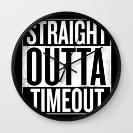 time out Wall Clock