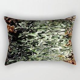 Agitated... Rectangular Pillow