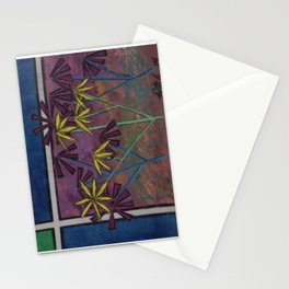 Kokum Flowers #17 Stationery Cards