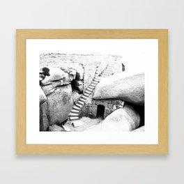 Breizh 2 Framed Art Print