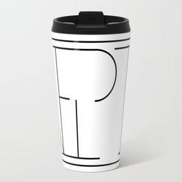 Inept Logo Travel Mug
