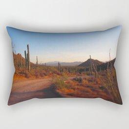 Cactus Drive Rectangular Pillow