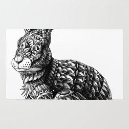 Ornate Rabbit Rug