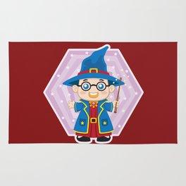 Wizard Kid Rug