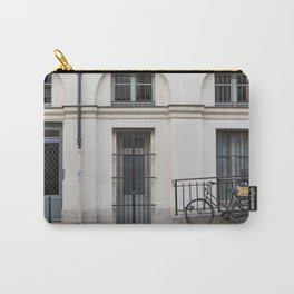 Parked In Paris Carry-All Pouch
