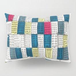 New York Streetscape Pillow Sham