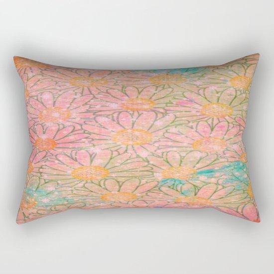 marguerite-128 Rectangular Pillow