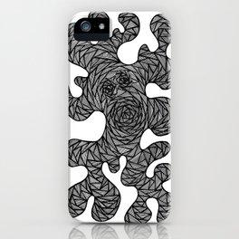 Yarn Monster iPhone Case