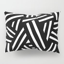Monochrome 01 Pillow Sham
