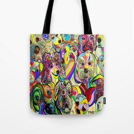 Dogs, DOGS, DOGS!! Tote Bag