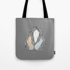 Catlady Tote Bag