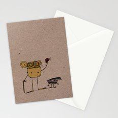 - thinking about family - Stationery Cards