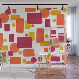 Colorplay No. 1 Wall Mural