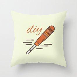 DIY ART Throw Pillow