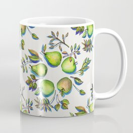 Summer's End - apples and pears Coffee Mug