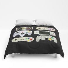 Gamer Nostalgia Comforters