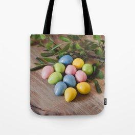Easter Eggs 18 Tote Bag