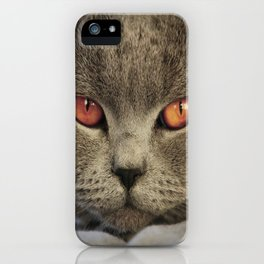 Tomcat Diesel iPhone Case
