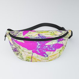 pink maple Fanny Pack