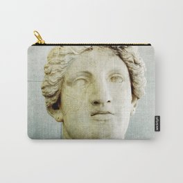Male Roman Sculpture Carry-All Pouch