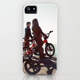 Chewy and Han iPhone Case