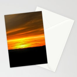 Coos County Sunset #7 Stationery Cards