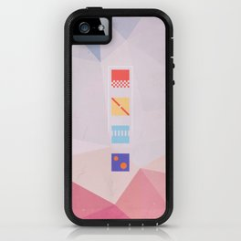 DAY 112: ITERATION iPhone Case
