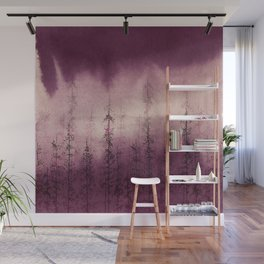 Purple Haze  Wall Mural