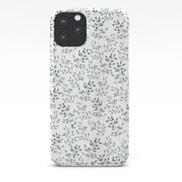 Ramitas pattern iPhone Case