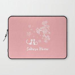 Sakura Cats Laptop Sleeve