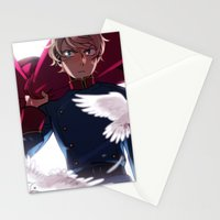 Count Troyard Stationery Cards
