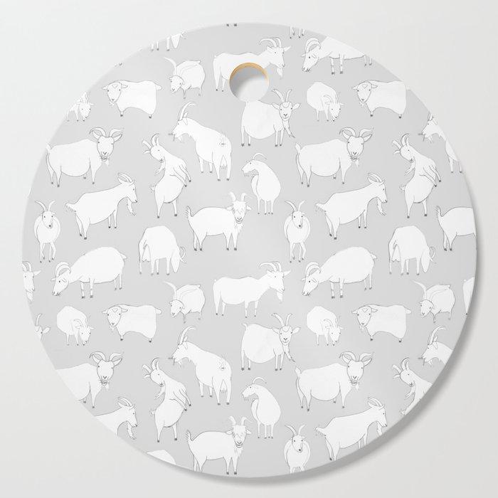 Charity fundraiser - Grey Goats Cutting Board